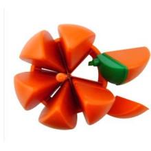 Orange Shaped Highlighter (LY-99) , Gift Pen