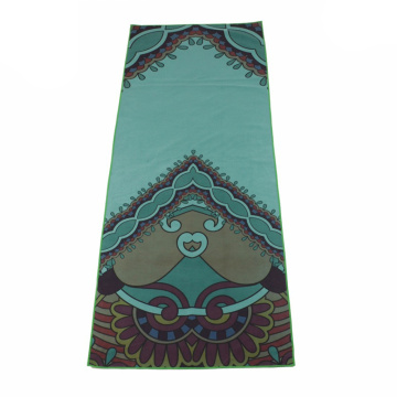 Top grade full scale transfer printing beach towel