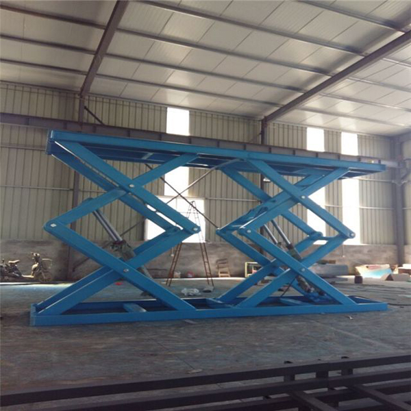 stationary lifting table