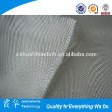 Tejido de fibra de vidrio tejida de resistencia térmica para el equipo