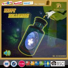 2015 Halloween niños juguetes fantasma luz de la sombra proyector led luces de halloween