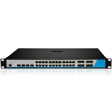 Слой Гонконг rui 3 управляемым Ethernet коммутатором 32 волокна порта Ethernet коммутатора