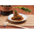 100% Melamine Dinner Ware/Melamine Bamboo Basket/Plate (QQ420)