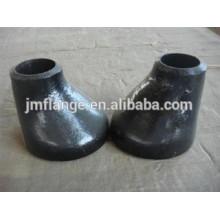 JIS standard sgp Redutor de tubos de aço excêntrico