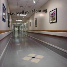Толщина 2,0 мм Дешевые ПВХ-полы для больничной комнаты