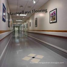Professional Indoor Hospital Vinyl/PVC Flooring