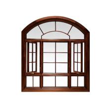 Fashion Design Твердые Деревянные Окна, Створчатые Окна Для Дома