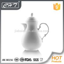 special elegant bone china porcelain wine pot for hotel