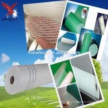 Tissu en fibre de verre en fibre de verre résistant aux alcalis et à l'armature