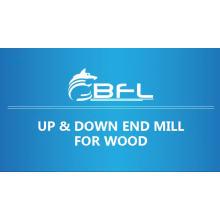 BFL-Kompressionsschneider für die Holzbearbeitung, Auf- und Abwärtsschneider für Holz