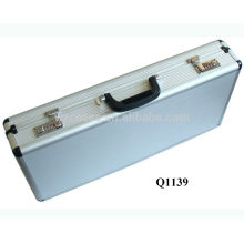 new arrival aluminum shotgun gun case with foam inside from China manufacturer