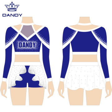 Sexy Jugend Cheerleading Uniformen