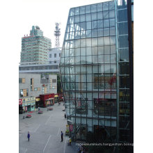 Innovative Design Fabrication and Engineering - Glass Curtain Wall