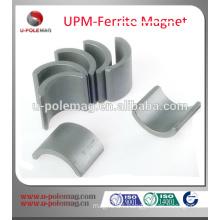 Y28 Ferrite Arc Magnet