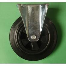 Type de pivot à caoutchouc noir industriel Roulette à cendres (K1XX1-R)