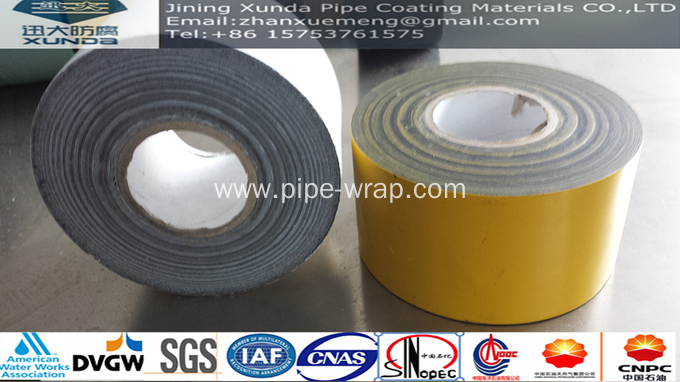 Polyethylene Coating System For Pipeline