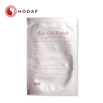Di bawah Eye Gel Patch Lint bebas ekstensi bulu mata alat make up lainnya