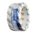 Flat Al PVC Insulator and Jacket Electrical Wire