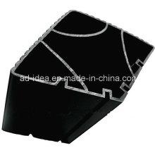 PMMA/PC Profile, Optical Acrylic Line, Plastic Profile(PLAD-004)