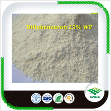 Insecticide Diflubenzuron 25% WP