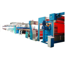 Natural Gas Stenter Setting Machine. textile machinery