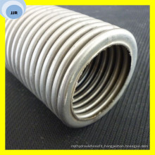 Flexible Connect Pipe Annular Stainless Steel Tube
