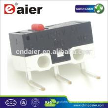 Mini microinterruptor Daier KW10-Z0R