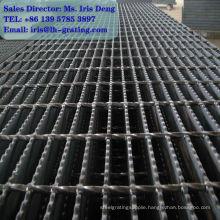 galvanized heavy duty metal grating,galvanized steel standard grating,galv stock grating