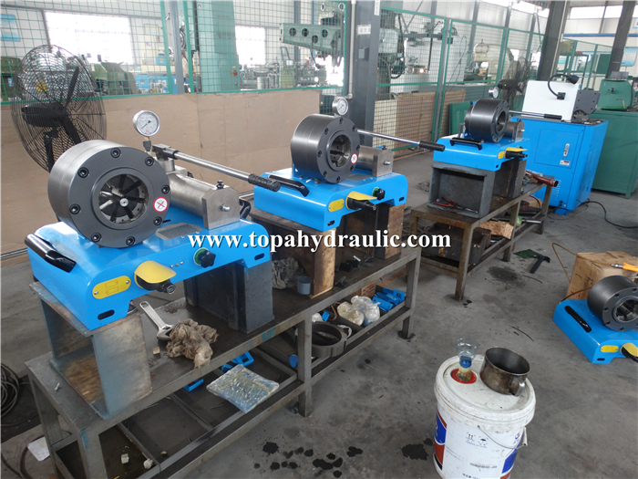 hydraulic pipe hand crimping machine
