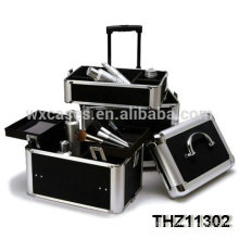 professional aluminum cosmetic roll case from China factory