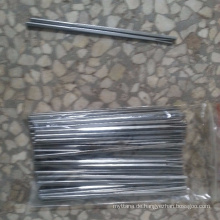 4 Seiten Spindel Ersatzteile für Spulmaschine