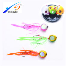 RJL017 China supplier high quality fishing lures bait fishing bait rubber jig