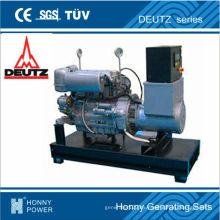 CE e ISO Deutz Aire Generador Enfriado por Aire (15kVA - 103kVA, 60kVA - 625kVA)