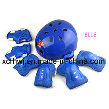 Child Helmet and Pad Protector Sets,Children Bicycle Protective Gear,Wholesale Skating Knee Pads for Kids Elbow Protectors,Ski Helmet,Protective Pad Supplier