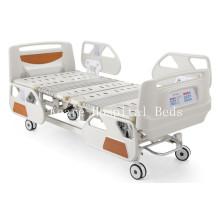 UTI utilisé de luxe 5 fonctions lits d'hôpitaux électriques avec fonction CPR