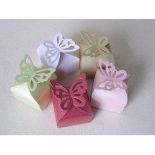 Printed Color Paper Wedding Box