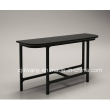 Modern Solid Wood Living Room Hallway Table (SD-29)