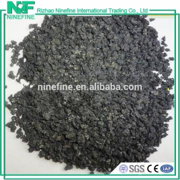 Liefern Sie niedrige Asche Größen 1-5mm Graphit Carbon Raiser aus China