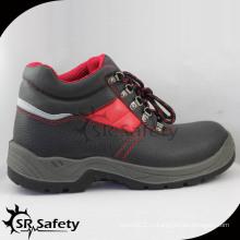 Удобная элегантная экономичная сталь / комбинированные ботинки для ног