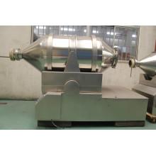 Máquina de mistura de movimento bidimensional