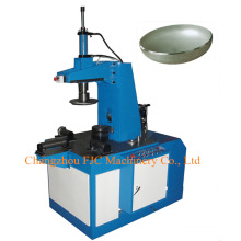 Machine d'opération hydraulique automatique pour compresseur d'air avec réservoir en acier