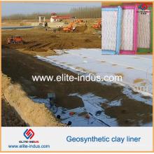 Forro da argila de Geossynthetic do Bentonite do sódio com Standrand de ASTM
