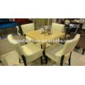 wooden coffee bar furniture XDW1008