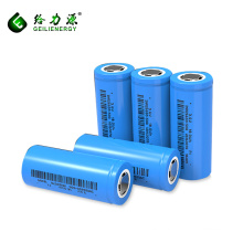 Geilienergy manufacturers 26650 50A 5000mah 3.6v rechargeable lithium ion battery