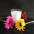 200g Bougies parfumées à la cire végétale en vrac avec bougie en verre