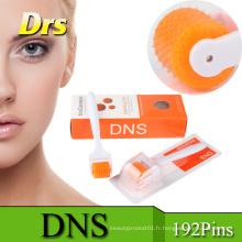 Rajeunissement de la peau 192 Needles Microneedle Derma Roller