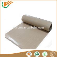 Taille personnalisée Tissu de fibre de verre PTFE industriel de qualité supérieure