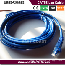 Blue utp cat 6 RJ45 to RJ45 networking Cable