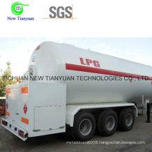 LPG Liquid Tank Container with 20.8m3 Volume Full Capacity
