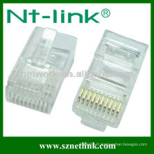 Connecteurs UTP cat6 modulaires